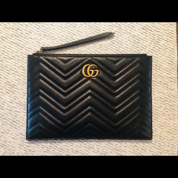 7c9f6ec466046e Gucci Bags | Marmont Clutch | Poshmark